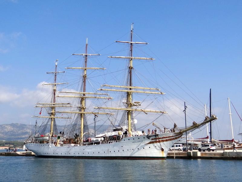 Port de La Seyne sur Mer Dsc01910