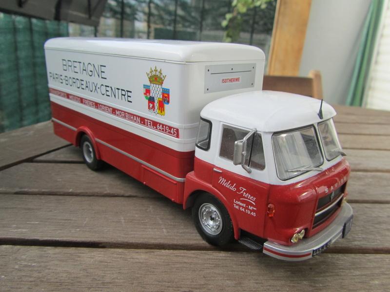 N°12- Berliet GBM 15 R Transport de denrées périssables 02849