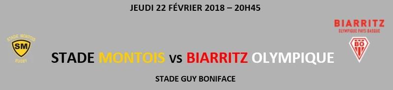 STADE MONTOIS - BOPB (24ème journée) 10110