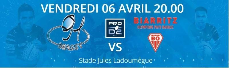 RC MASSY Essonne - BOPB (29ème journée) 236