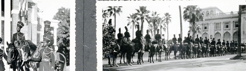 Garde mobile indigène à cheval gendarmerie années 30 Annonce terminée -Déc3 ESC Gendar12