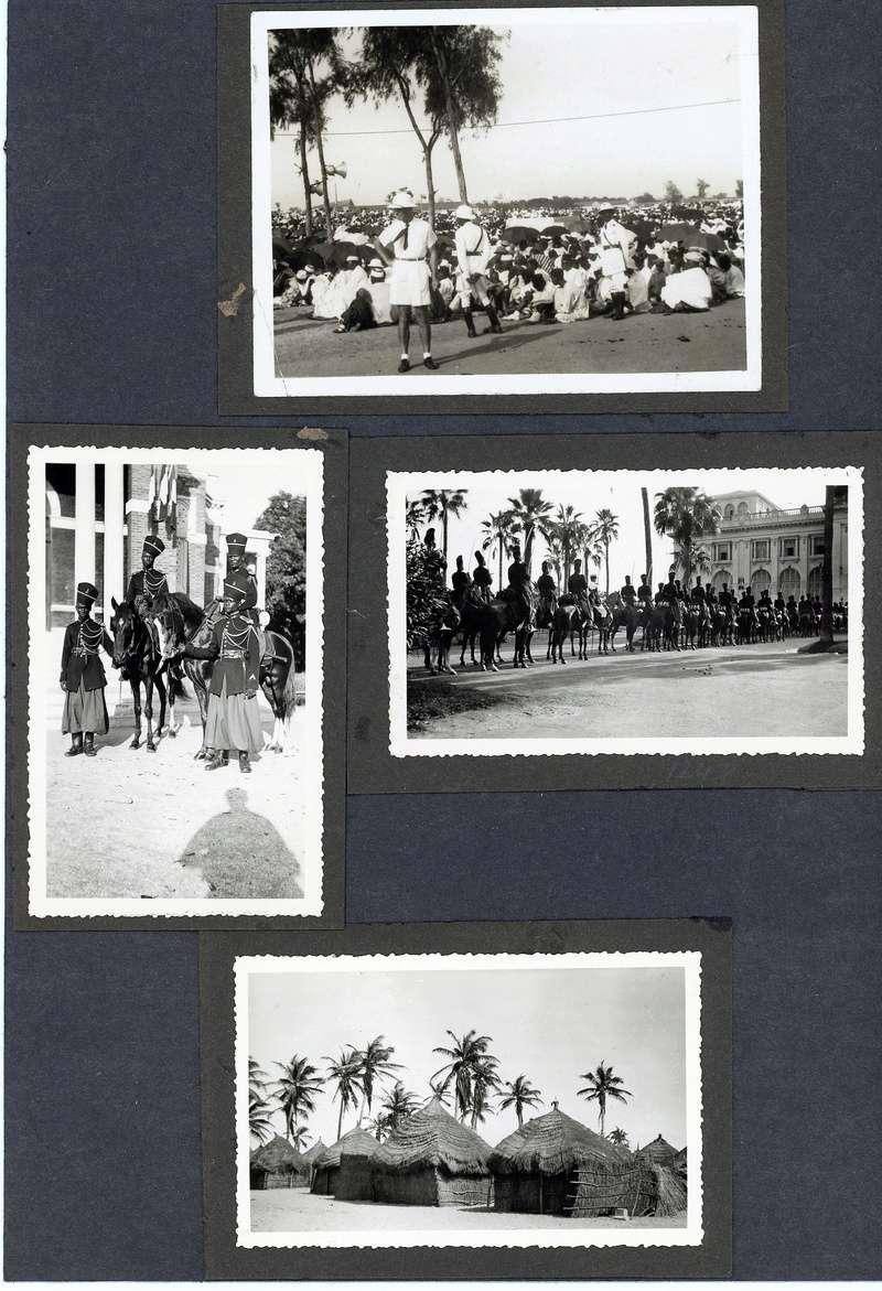 Garde mobile indigène à cheval gendarmerie années 30 Annonce terminée -Déc3 ESC Gendar13