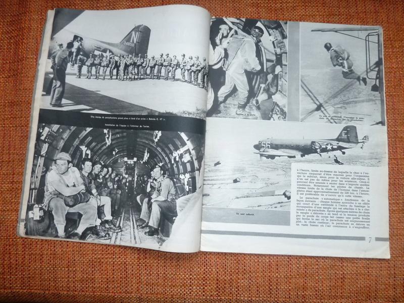 Parachutistes (numéro spécial, supplément à la revue 'L'Armée française au combat') -ALPINS-JANV2 P1100013