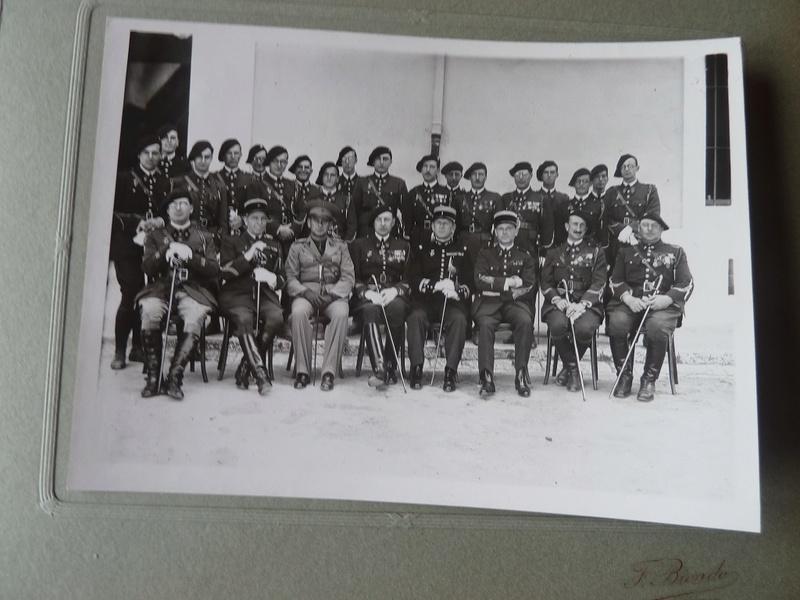 Album 20 BCA 1937/38  Chef de corps Preti MAR1 -ESC  Vendu P1100169