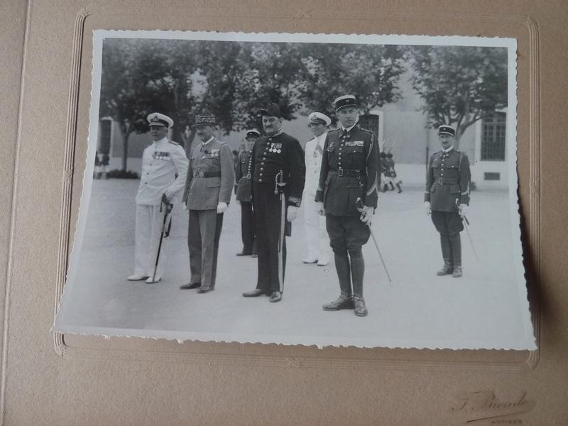 Album 20 BCA 1937/38  Chef de corps Preti MAR1 -ESC  Vendu P1100170
