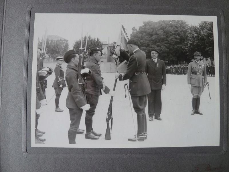 Album 20 BCA 1937/38  Chef de corps Preti MAR1 -ESC  Vendu P1100172