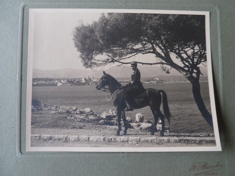 Album 20 BCA 1937/38  Chef de corps Preti MAR1 -ESC  Vendu P1100173