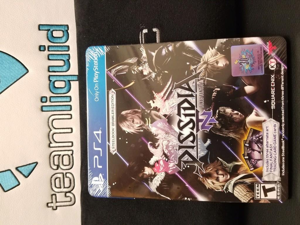 Dissidia Final Fantasy NT PS4 20180111