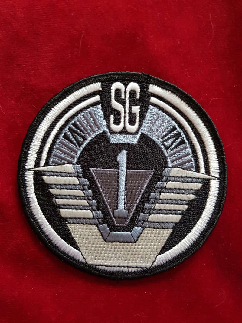 Patchs Stargate SG-1 20180418