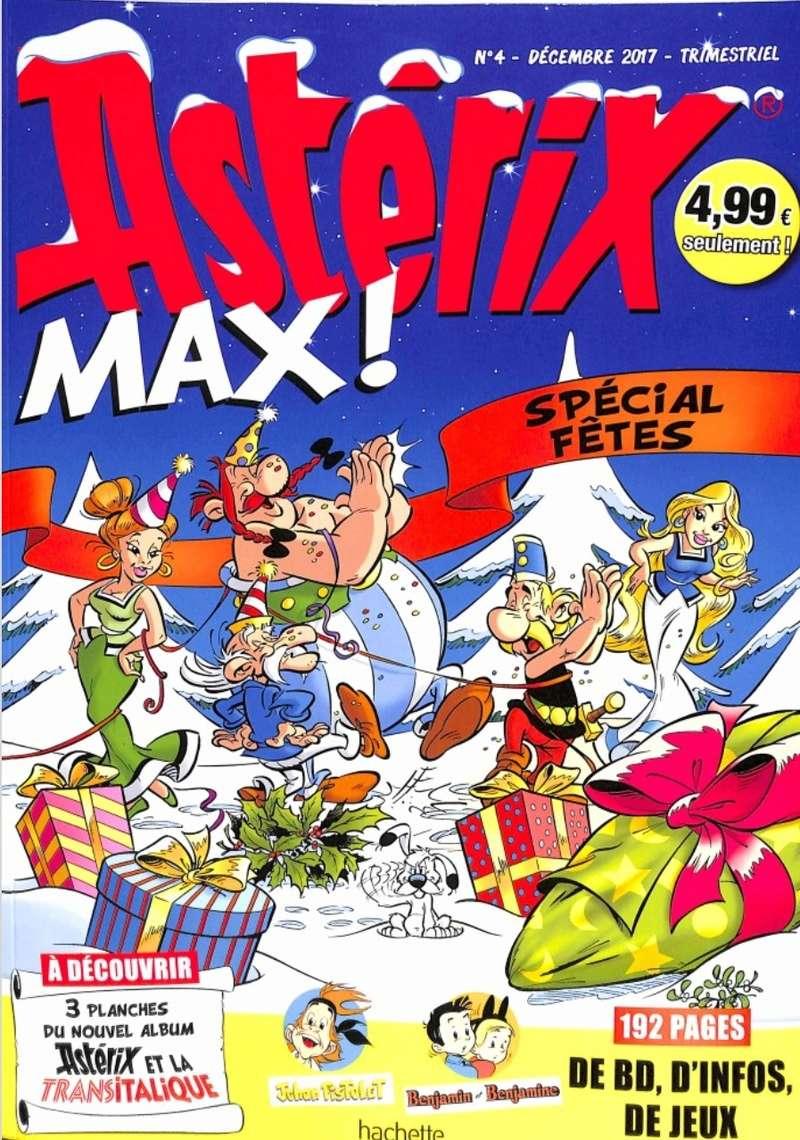 Astérix Max ! Nº4 spécial fêtes  22cab710