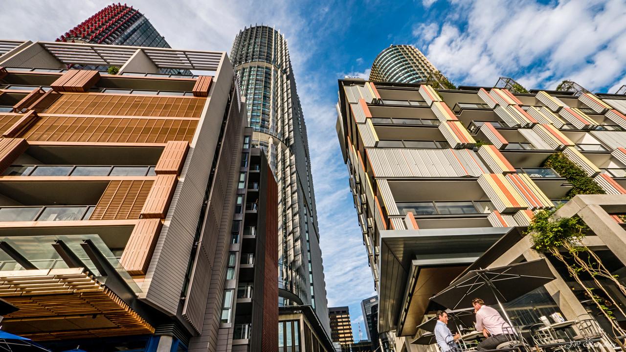 nouveaux immeubles à Sydney 08605011