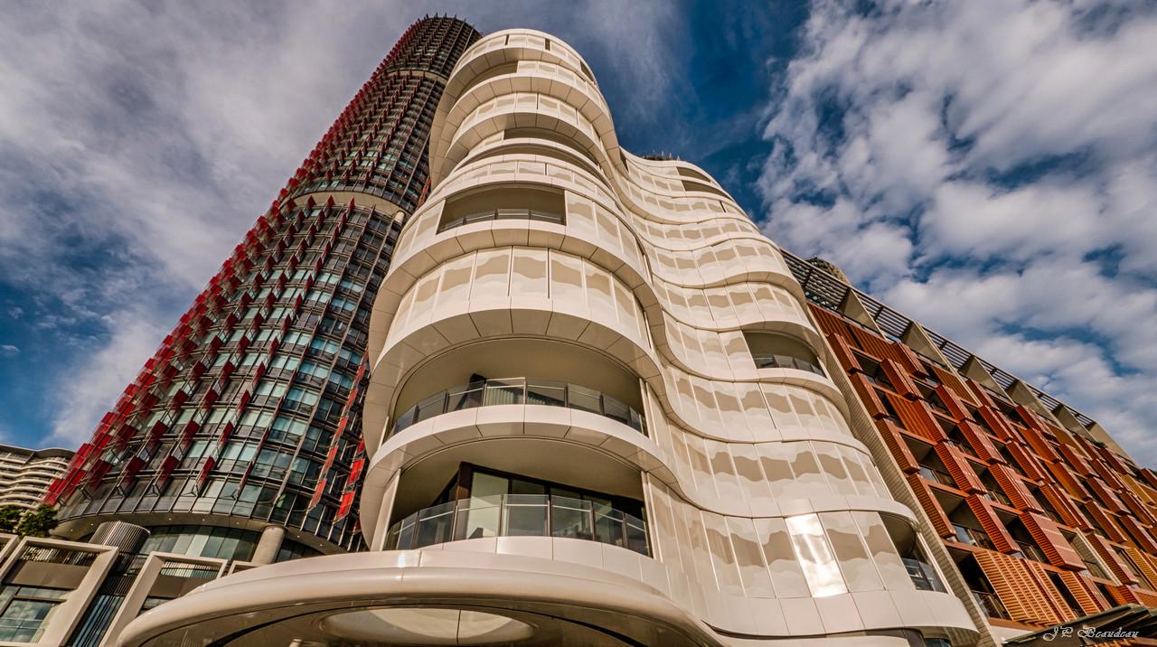 nouveaux immeubles à Sydney 08705011