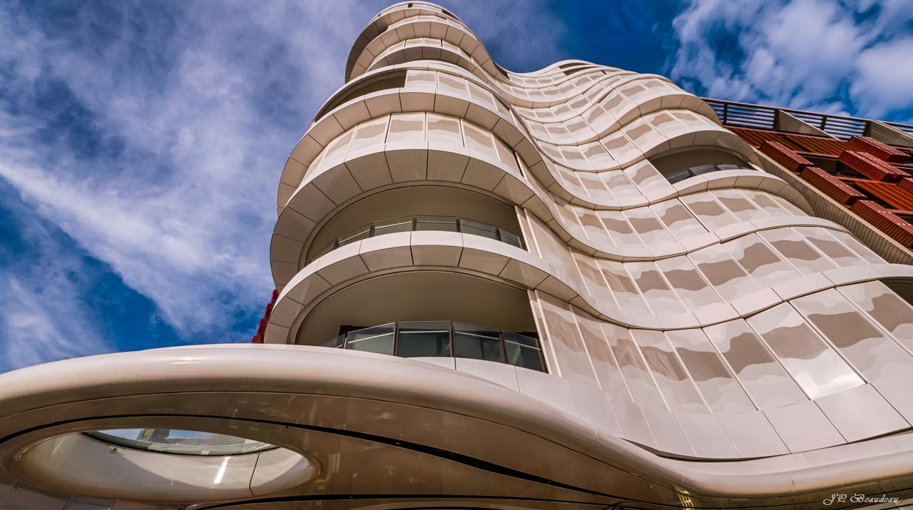 nouveaux immeubles à Sydney 08805011