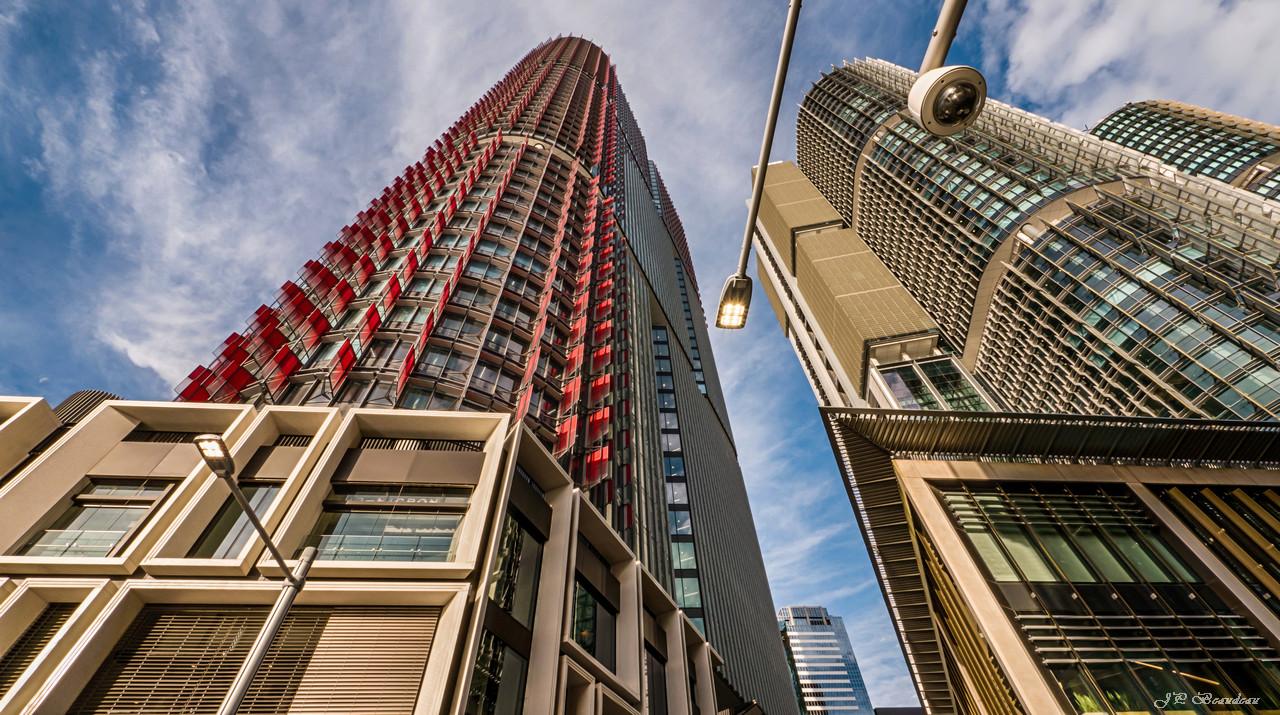 nouveaux immeubles à Sydney 08905011