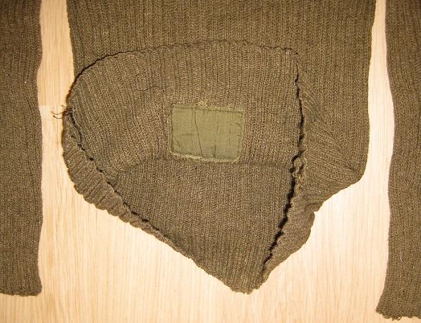 La tenue modèle 1941 / Armistice Pull0212