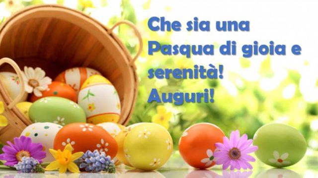 Auguri di una serena Pasqua. Auguri11