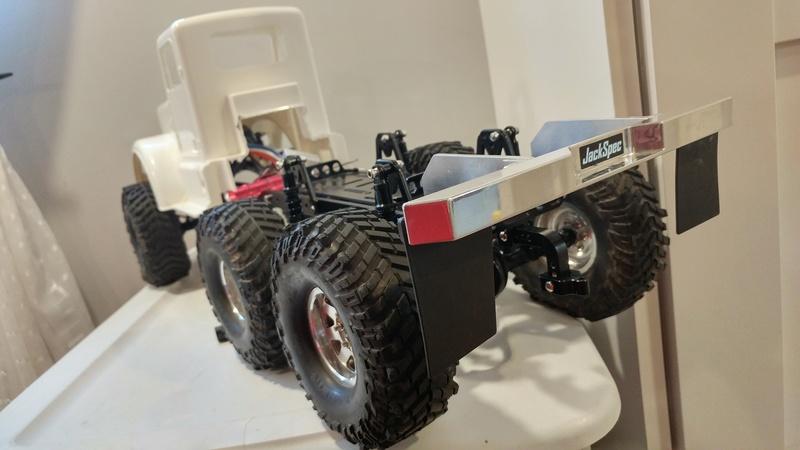 Bullhead 6x6  -  Châssis RCX - Page 2 20180210