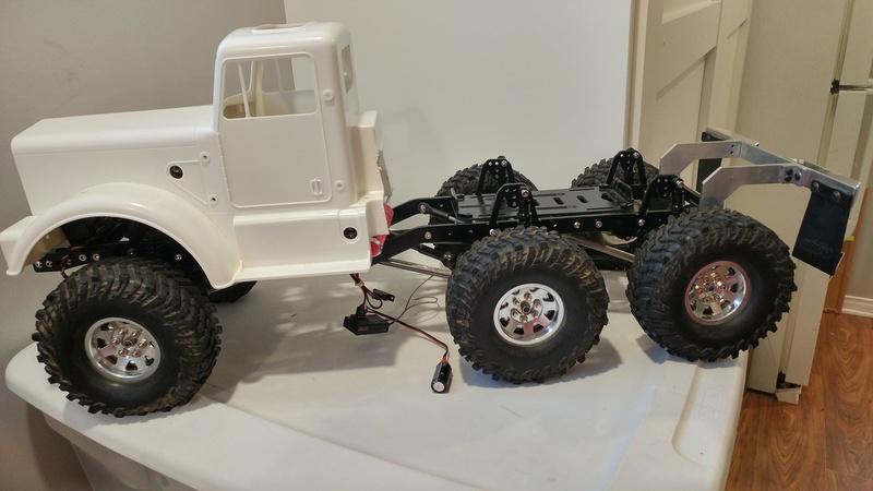 Bullhead 6x6  -  Châssis RCX - Page 2 20180211