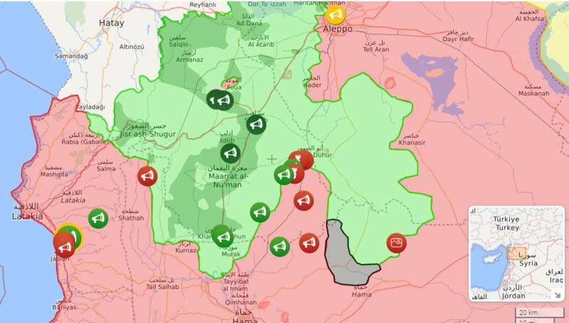 Guerre Civile en Syrie ( LISEZ LE PREMIER POST ! ) - Statut spécial  - - Page 11 Captur14