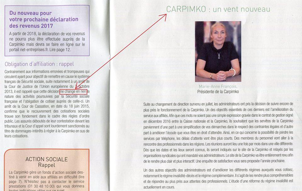 Ortholettre n°10 : j'ai lu le bulletin de la CARPIMKO (et je ne dors pas encore) Carpim11