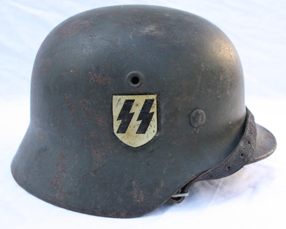 M40 ET 62 Waffen SS nominatif...et pièce historique 01213