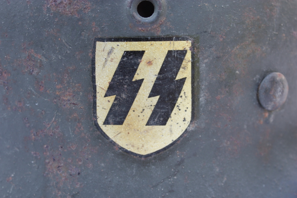 M40 ET 62 Waffen SS nominatif...et pièce historique 01313