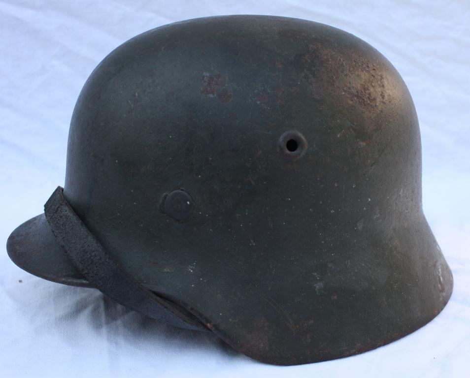 M40 ET 62 Waffen SS nominatif...et pièce historique 01413