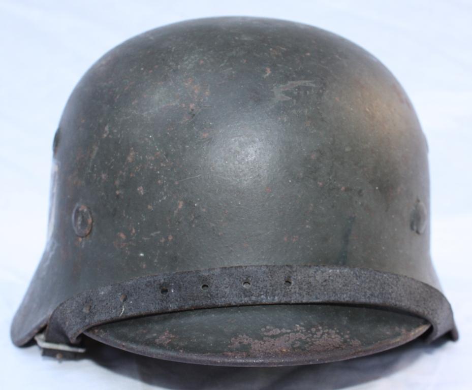 M40 ET 62 Waffen SS nominatif...et pièce historique 01512
