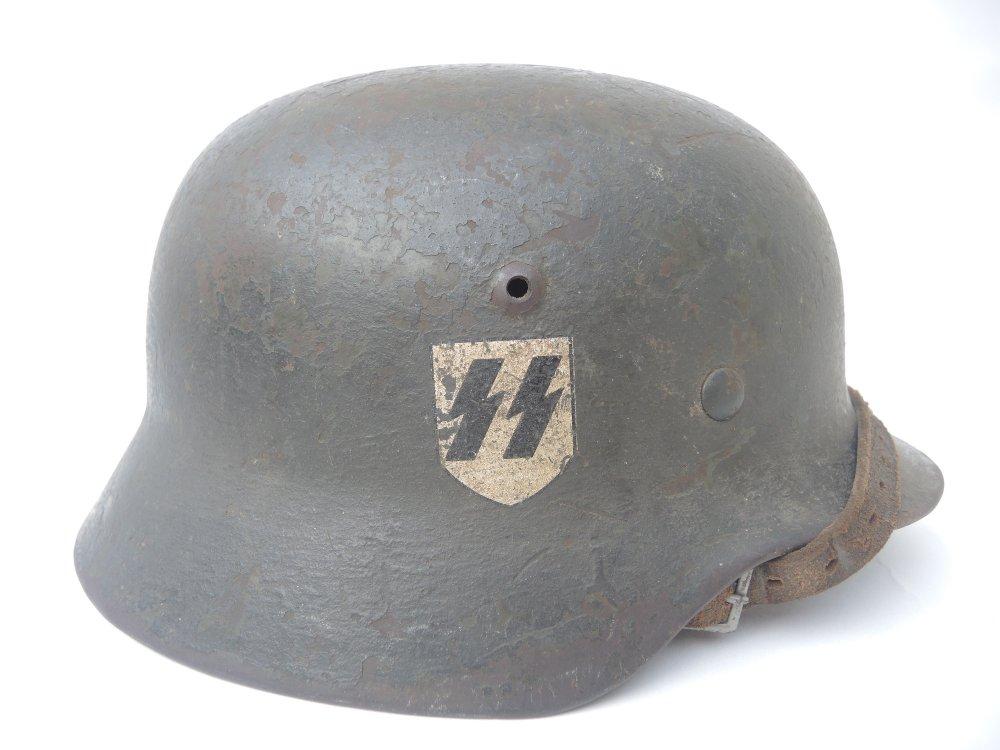 M35 SE 68 n° 3432 reconditionné Waffen SS 111