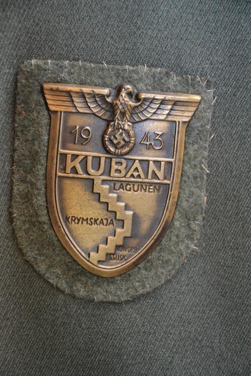 Quelles décorations/badges pour accompagner une vareuse d'officier Allemand? 5eme_r10