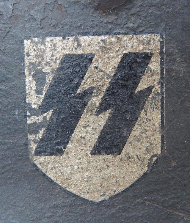 M35 SE 68 n° 3432 reconditionné Waffen SS 6b11