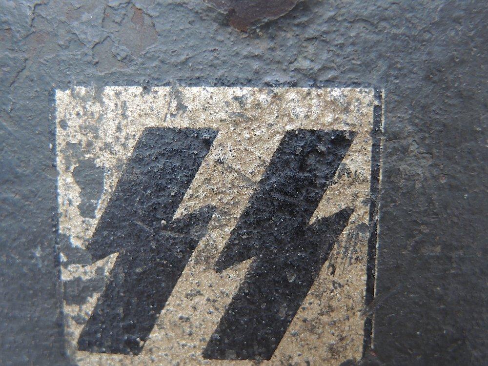 M35 SE 68 n° 3432 reconditionné Waffen SS 711