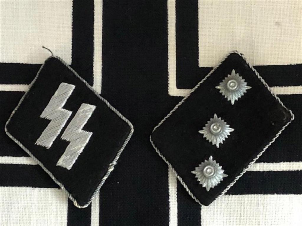 Vareuse felbuse officier Waffen SS régiment Der Führer  75932710