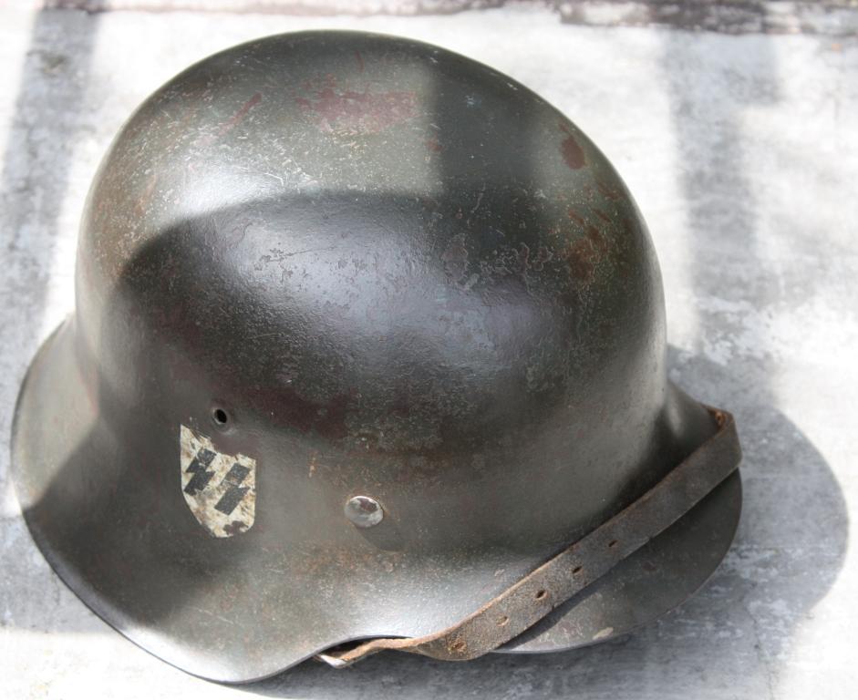 Casque M42 EF 66 Waffen SS Ef_m4210