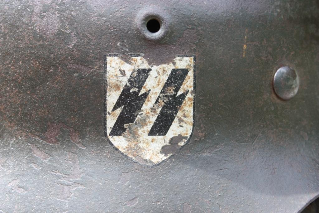 Casque M42 EF 66 Waffen SS Ef_m4212