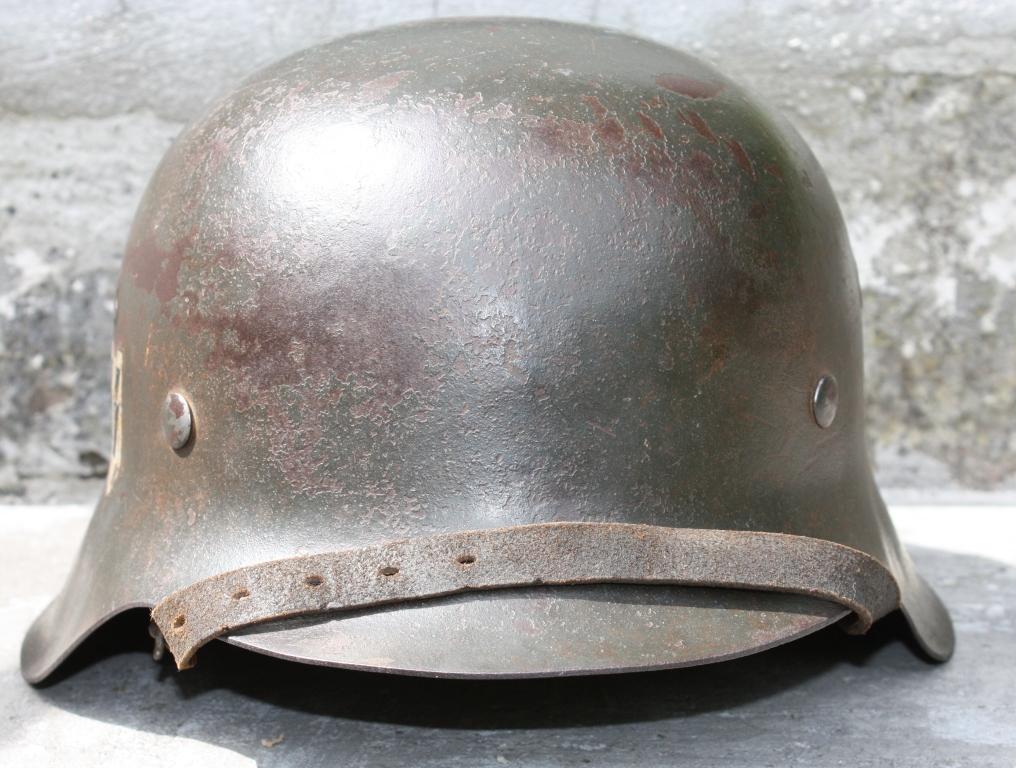 Casque M42 EF 66 Waffen SS Ef_m4213