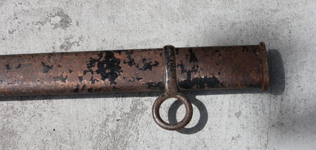 Identification fourreau de sabre Ef_m4222