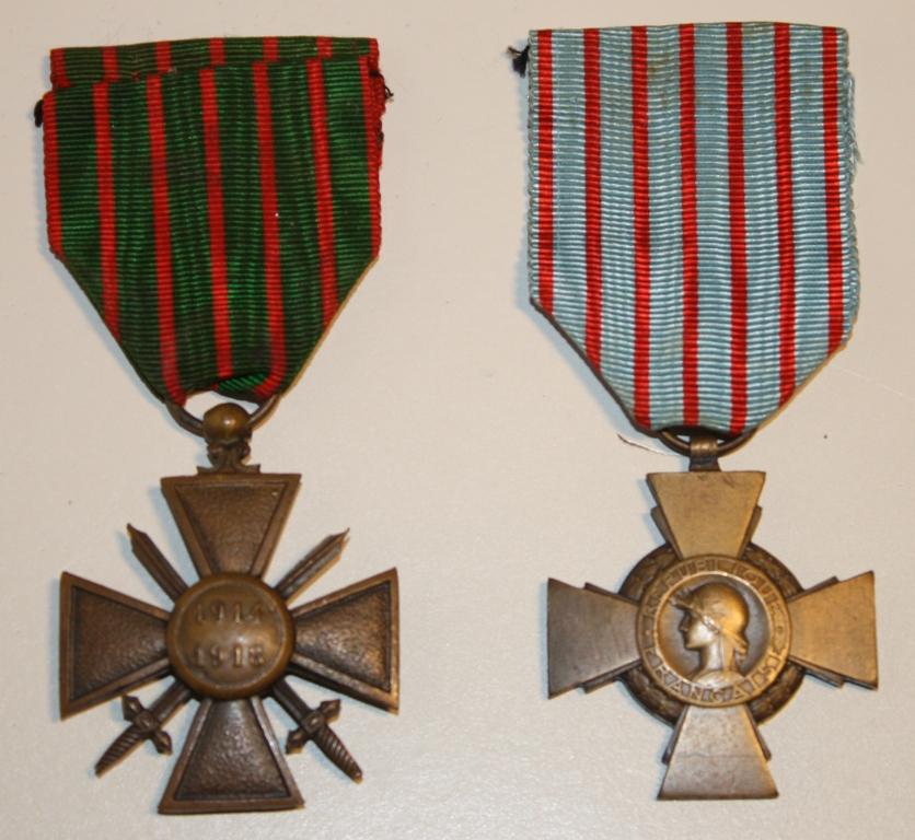 Médailles françaises Mzodai10