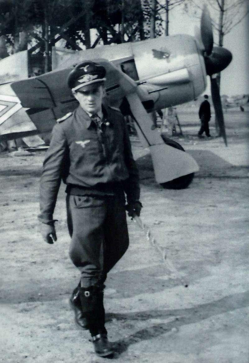Mannequin officier pilote de la Luftwaffe  Oblt_e11