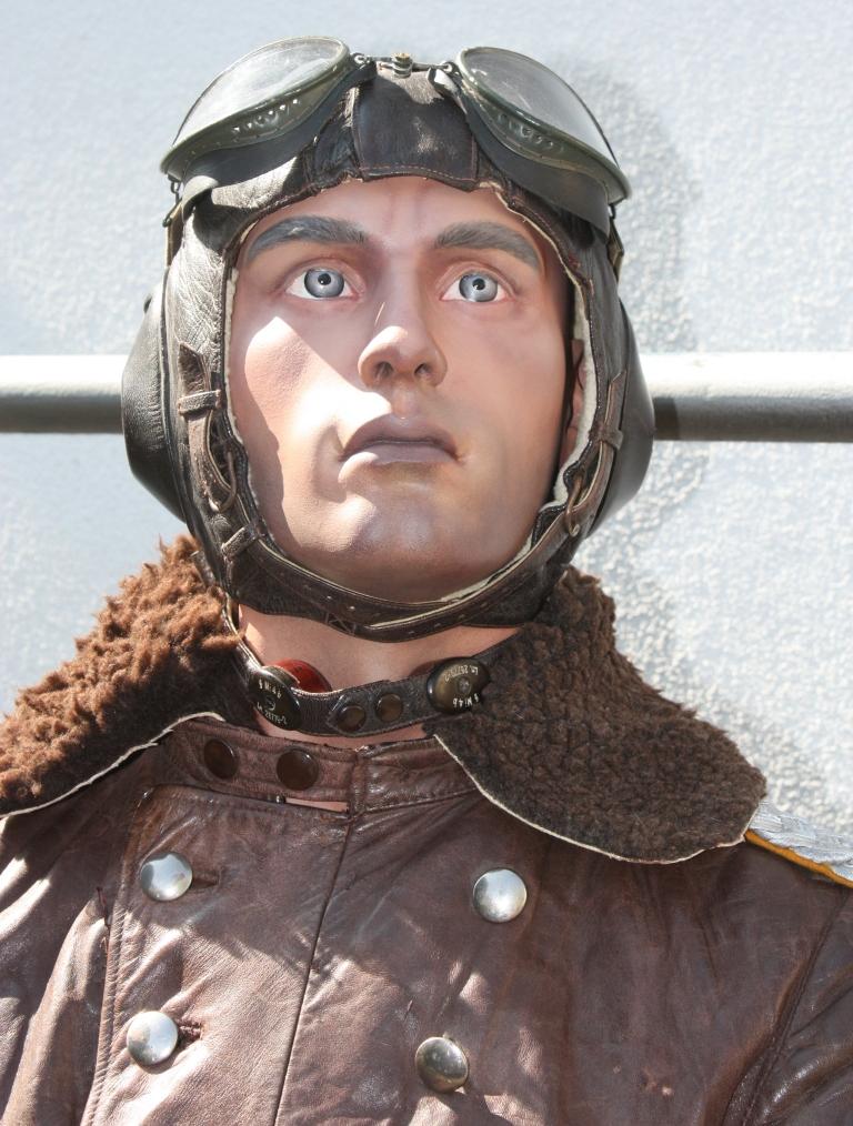 Mannequin officier pilote de la Luftwaffe  Pilote30