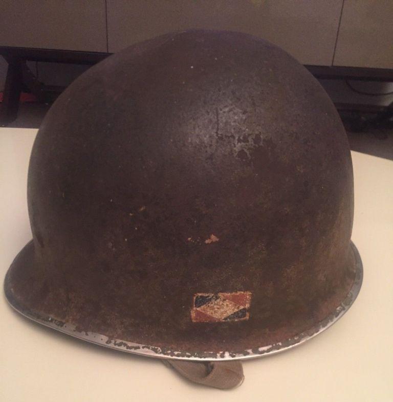Un casque M1 1ère armée bien cher S-l16010