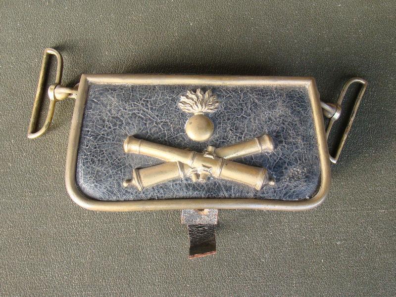 Giberne artillerie Gib10
