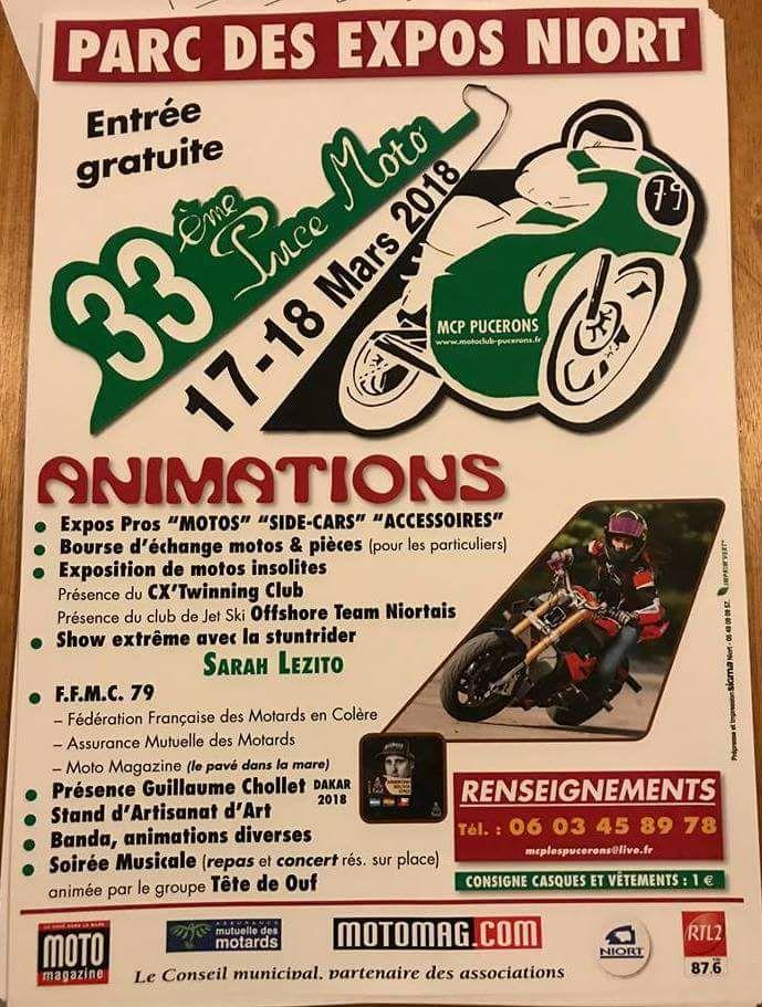 33 ème Puces motos à Niort 27072510