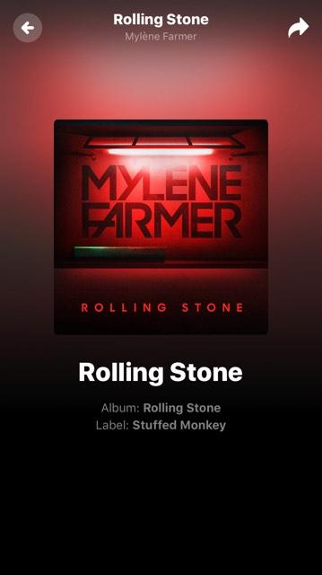 """""""Rolling Stone"""" nouveau single  26994410"""