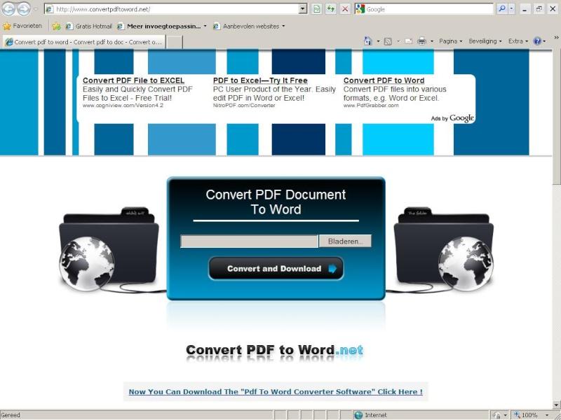 convertpdftoword.net Pdf2wo10