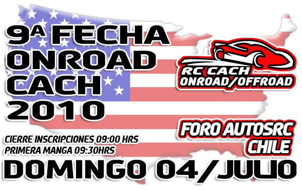9a FECHA ONROAD CACH 2010 - Página 2 9aon2010