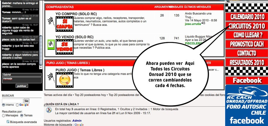 Circuitos Onroad CACH 2010 Anunci11