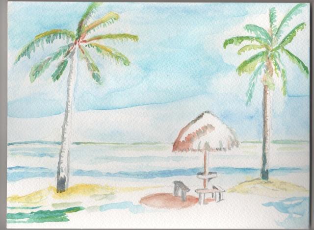 tropiques en aquarelle Image11