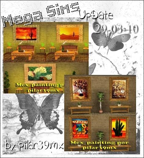 Nueva Descarga para Mega Sims por pilar39mx Backgr10