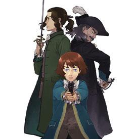 Le Chevalier d'Eon Anime010